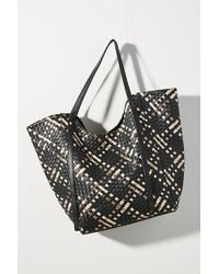 Deux Lux - Cara Woven Tote Bag - Lyst