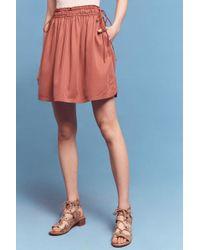 See U Soon - Tristan Mini Skirt - Lyst