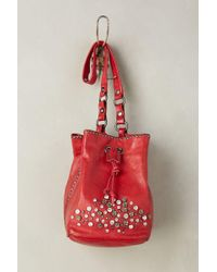 Caterina Lucchi - Studded Bucket Bag - Lyst