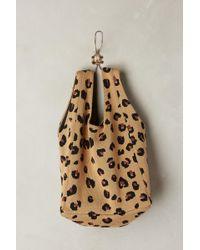 Hansel From Basel - Cheetah Print Shopping Tote Bag - Lyst