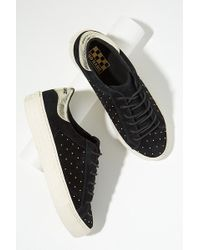 No Name - Trina Studded Trainers - Lyst
