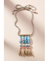 Anthropologie - Painted Skies Pendant Necklace - Lyst