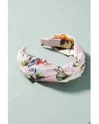 Anthropologie - Havana Striped Headband - Lyst