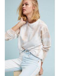 Rxmance - Tie Dye Graphic Sweatshirt - Lyst