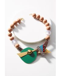 Katerina Psoma - Memphis Geometric Collar Necklace - Lyst