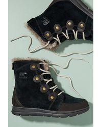 Anthropologie - Sorel Explorer Joan Boots - Lyst