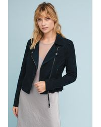 Marrakech - Freeway Knit Moto Jacket - Lyst