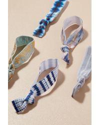Anthropologie - Bali Hair Tie Set - Lyst