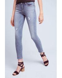Pilcro - Script High-rise Jeans - Lyst