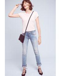 Pilcro - Parallel Mid-rise Jeans - Lyst