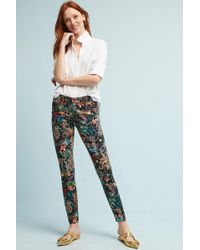 Pilcro - Mid-rise Skinny Ankle Jeans - Lyst