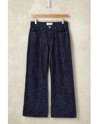 Just Female - Erika Wide-leg Jeans - Lyst