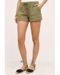 Hei Hei - Beachcomber Textured Shorts - Lyst