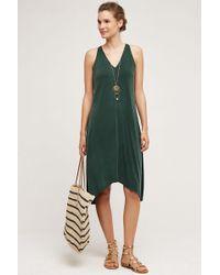 Dolan - Willa Cupro Dress - Lyst