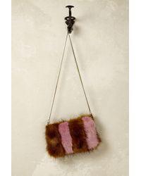Helen Moore - Annika Faux Fur Crossbody Bag - Lyst