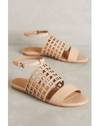Corso Como - Caged Sandals - Lyst