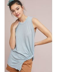Stateside - Knotted Tank - Lyst