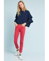 Mcguire - Valetta Mid-rise Cropped Jeans - Lyst