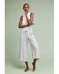 Lilka - Stripework Trousers - Lyst