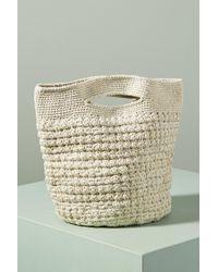Rachel Comey - Cariso Woven Bucket Bag - Lyst
