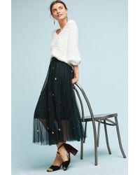 Eva Franco - Pearl Tulle Skirt - Lyst