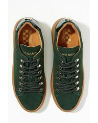 No Name - Hiking Suede Trainers - Lyst