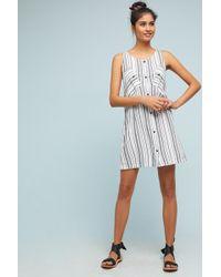 Prairie Underground - Yarn-dyed Shift Dress - Lyst