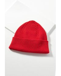 Anthropologie - Wool And Cashmere-blend Beanie - Lyst