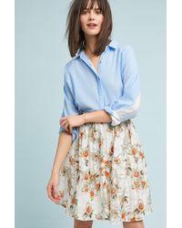 d.RA - Beachy Floral Skirt - Lyst