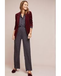 Second Female - Dora Printed Trousers - Lyst