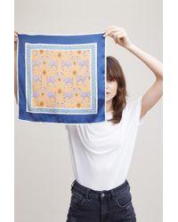 Jessica Russell Flint - Llama Print Silk Neck Tie - Lyst
