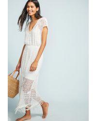 Callahan - Paloma Cover-up Maxi Dress - Lyst