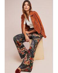 Eva Franco - Simone Floral Trousers - Lyst