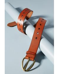 Anthropologie - Pointed Arrow Belt - Lyst
