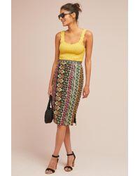 Vanessa Virginia - Moroccan Nights Pencil Skirt - Lyst