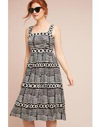 Anthropologie - San Antonio Dress - Lyst