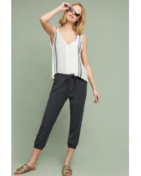 Cloth & Stone - Buttoned Joggers - Lyst