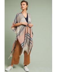 Anthropologie - Cozy Striped Kimono - Lyst