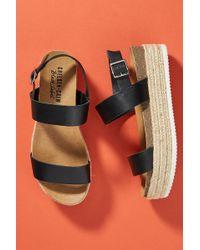 Chelsea Crew - Colby Platform Sandals - Lyst