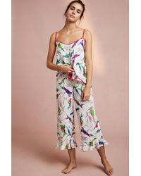 Floreat | Aiden Sleep Pants Aiden Sleep Cami Aiden Robe | Lyst