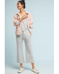 AMO - Wide-leg Sweatpants - Lyst
