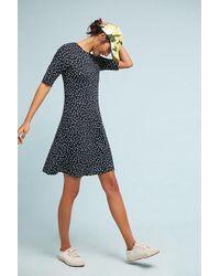 Three Dots - Seraphina Polka Dot Dress - Lyst