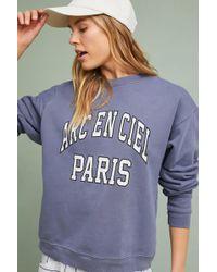 Rxmance - Paris Graphic Sweatshirt - Lyst