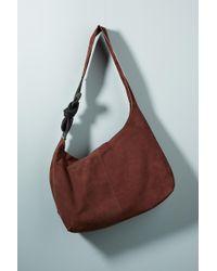 Sorial | Lisa Suede Shoulder Bag | Lyst