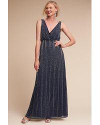 297e51325dec2 Lyst - Tryb212 Naimisha Silk Dress