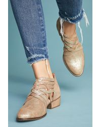 Seychelles - Klub Nico Beau Scalloped Boots - Lyst