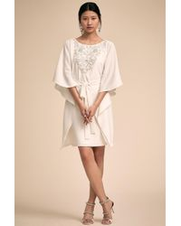7d1c8058f7bce Lyst - Anthropologie Reine Dress in White