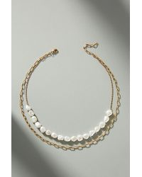 Anthropologie - Marlena Layered Necklace - Lyst