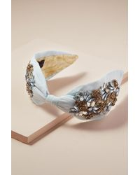 Anthropologie - Blair Embellished Headband - Lyst