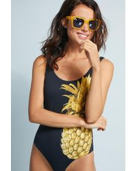 Onia | Pineapple One-piece Swimsuit | Lyst